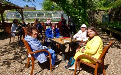 Report and photos from the Ammerdown Open Ears Holiday