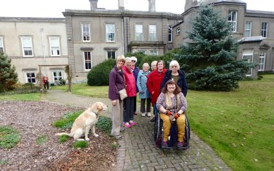 Hothorpe Hall Holiday: a report